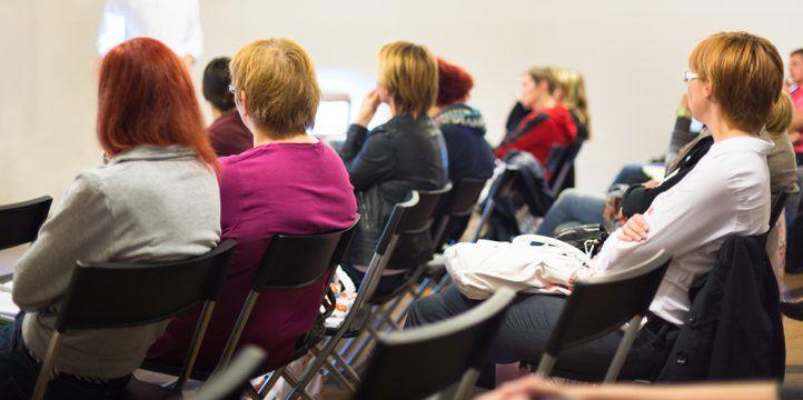 Speaker at Business Workshop